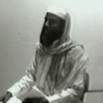 Sheikh Abdulkadir Mumin filmad med dold kamera i SVT-dokumentären De glömda flickorna från 2001.
