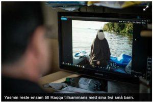 Foto: Anders Deros. Skärmdump från aftonbladet.se.