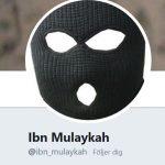 """Ibn Mulaykahs"" profilbild på Twitter."